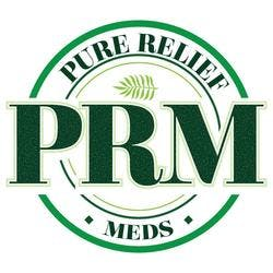 Pure Relief Meds marijuana dispensary menu