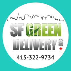 SF Green Delivery marijuana dispensary menu