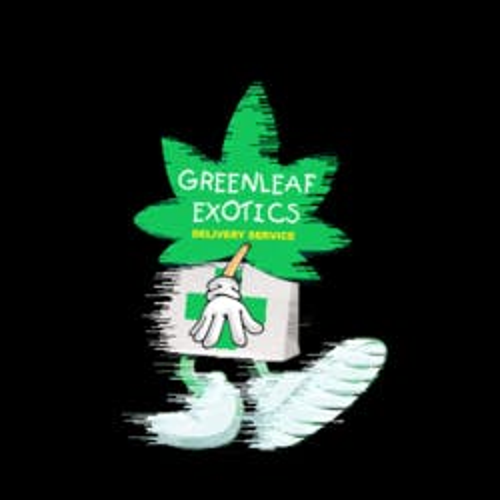 Green Leaf Exotic marijuana dispensary menu