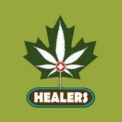 Cannabis Healers OF Canada marijuana dispensary menu