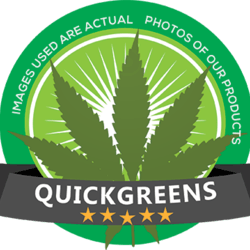 Quickgreensca marijuana dispensary menu