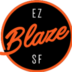 EZ Blaze marijuana dispensary menu