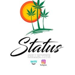 Status Collective marijuana dispensary menu