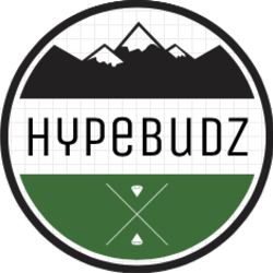 HypeBudz marijuana dispensary menu