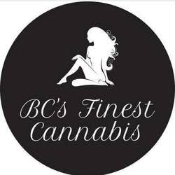 BC Finest Delivery marijuana dispensary menu