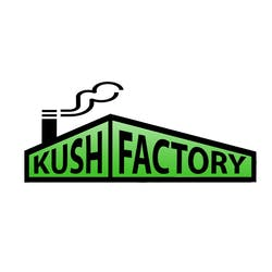 Kush Factory Delivery marijuana dispensary menu