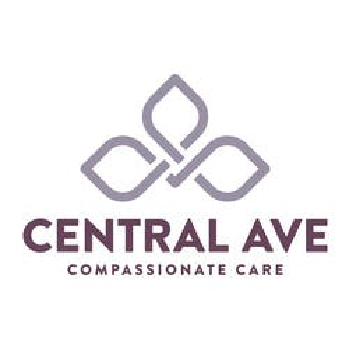 Central Compassionate marijuana dispensary menu