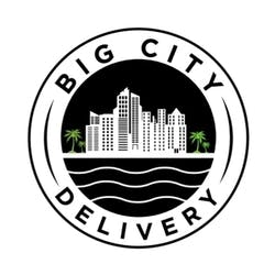 Big City Delivery Medical marijuana dispensary menu