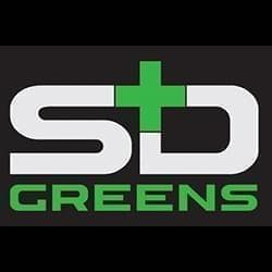 SD Greens marijuana dispensary menu