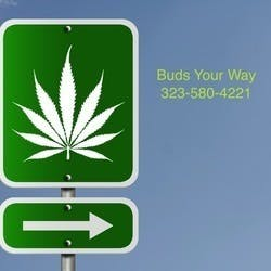 Buds Your Medical marijuana dispensary menu