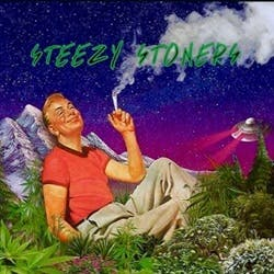 Steezy Stoners marijuana dispensary menu