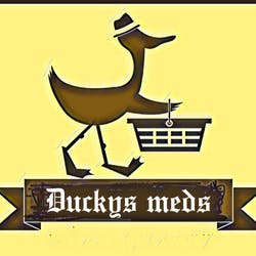 Duckys Meds marijuana dispensary menu