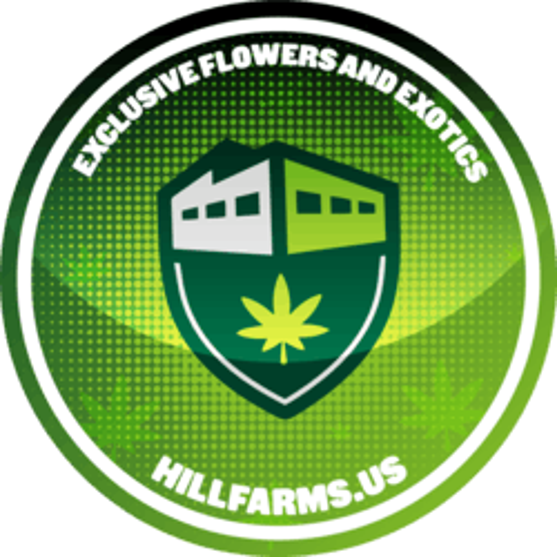 Hill Farms marijuana dispensary menu