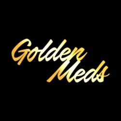 Golden Meds marijuana dispensary menu