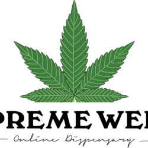Supremeweedsca Recreational marijuana dispensary menu