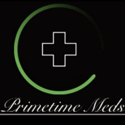 Primetime Meds marijuana dispensary menu