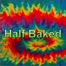Half Baked Deliveries marijuana dispensary menu