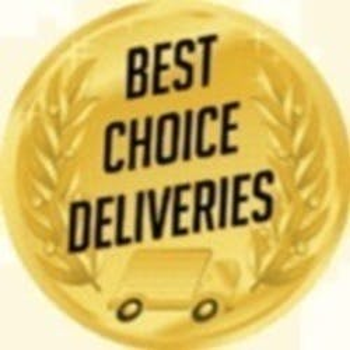 Best Choice Deliveries marijuana dispensary menu