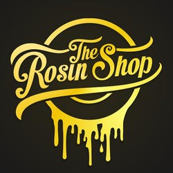 The Rosin Shop marijuana dispensary menu