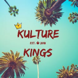 Kulture Kings marijuana dispensary menu