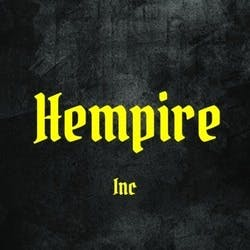 Hempire Inc marijuana dispensary menu