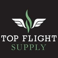 Top Flight Supply marijuana dispensary menu