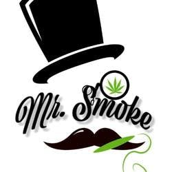 Mr Smoke marijuana dispensary menu