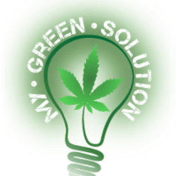 Green Solution marijuana dispensary menu