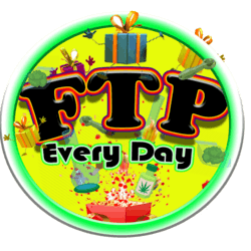 FTP Gifts Everyday marijuana dispensary menu