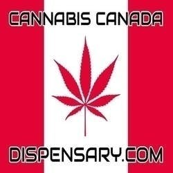 Cannabis Canada marijuana dispensary menu