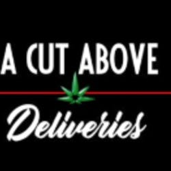 A Cut Above Deliveries marijuana dispensary menu