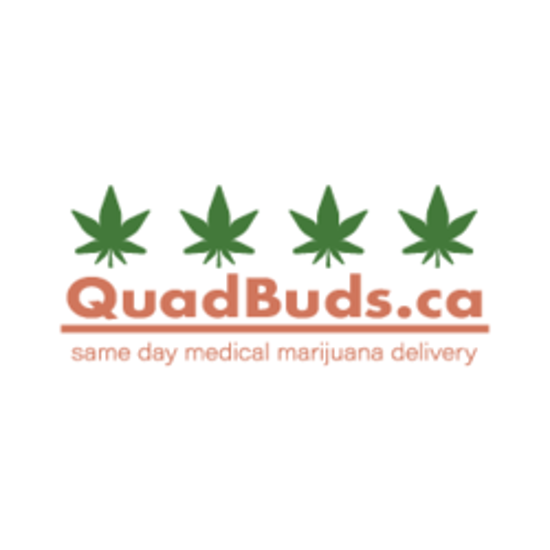 QuadBuds Delivery marijuana dispensary menu