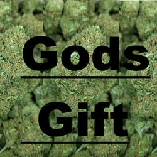 Gods Gift marijuana dispensary menu
