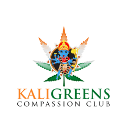 KaliGreens Compassion Club marijuana dispensary menu