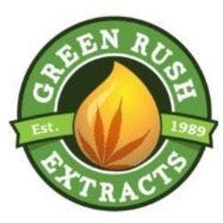 Green Rush Extracts Medical marijuana dispensary menu