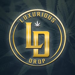Luxurious Drop marijuana dispensary menu