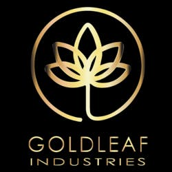 Goldleaf Industries marijuana dispensary menu