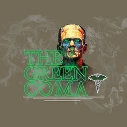 THE GREEN COMA Medical marijuana dispensary menu