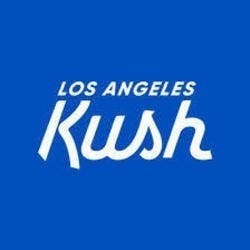 Angeles Kush marijuana dispensary menu