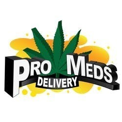 Pro Meds Delivery marijuana dispensary menu