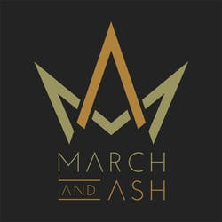 March And Ash Delivery Recreational marijuana dispensary menu