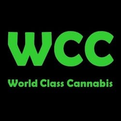 World Class Cannabis marijuana dispensary menu