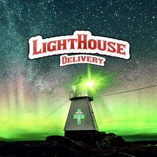 Light House Delivery marijuana dispensary menu