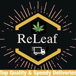 Releaf marijuana dispensary menu