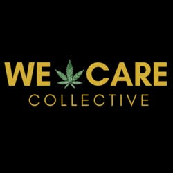 Wecare Collective marijuana dispensary menu