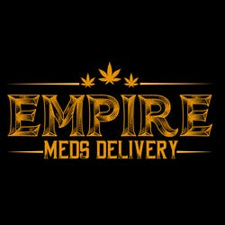Empire Meds Delivery marijuana dispensary menu