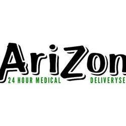 Arizona 24hr Medical Delivery marijuana dispensary menu