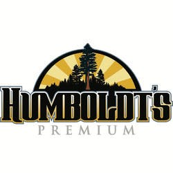 Humboldts Premium marijuana dispensary menu