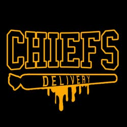 Chiefs Delivery Services marijuana dispensary menu