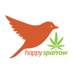 Happy Sparrow Delivery marijuana dispensary menu